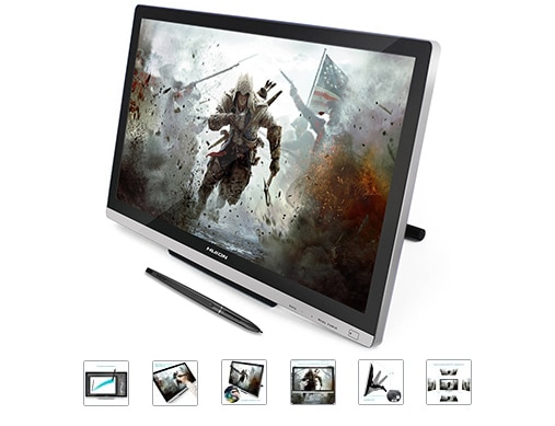 Pantalla digitalizadora 21.5 pulgadas Huion GT-220HD-V2