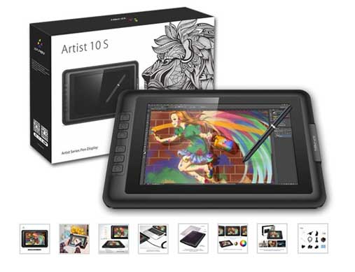 The 14 Best Pen Display Drawing Tablets With Screen for