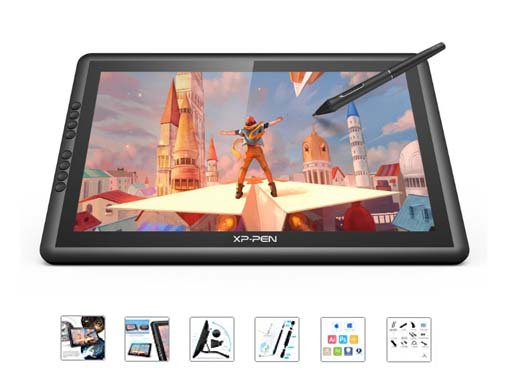 Tableta gráfica con pantalla XP-Pen Artist Display 16 Pro
