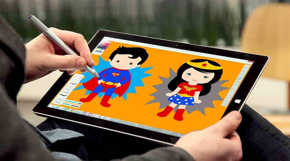 The 10 Best Tablet Computers for Drawing, Graphic Design and 3D artists