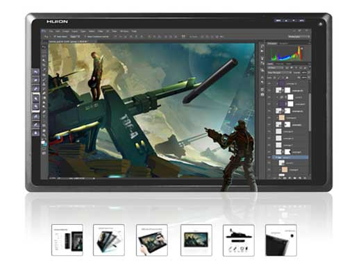 The 14 Best Pen Display Drawing Tablets With Screen For Graphics 3d