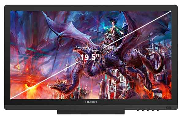 Huion GT-191HD 19.5 inch drawing monitor