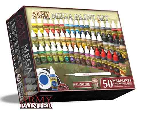 Comprar pinturas The Army Painter