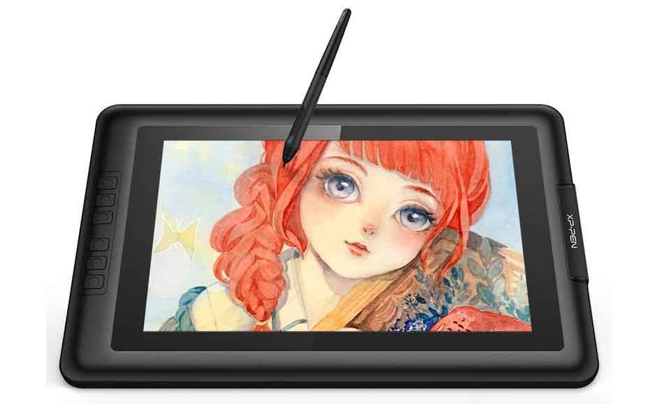 XP-Pen Artist Display 13.3 V2 pen display graphic tablet