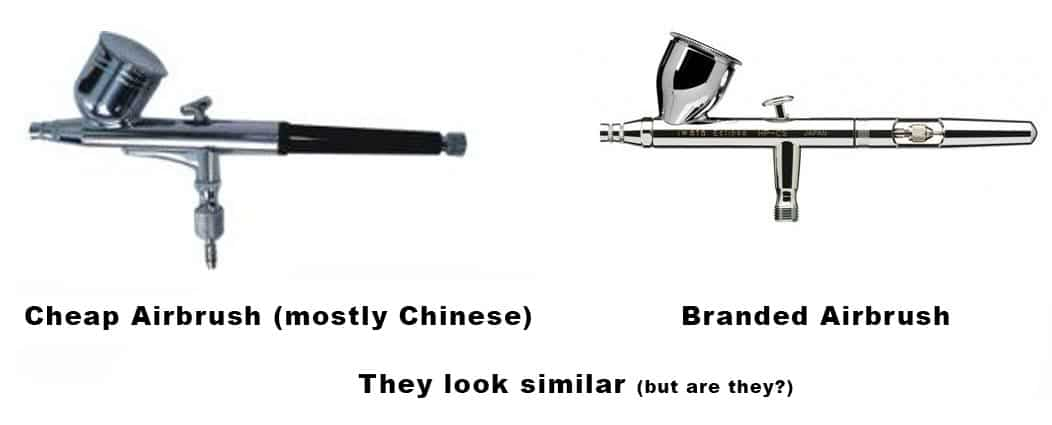 Best Airbrushes for Model Kits and Miniatures 】- Cheap Vs