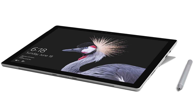 Microsoft Surface Pro 5 (2017)