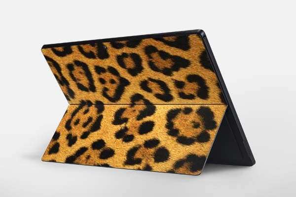 skin para personalizar microsoft surface pro leopard