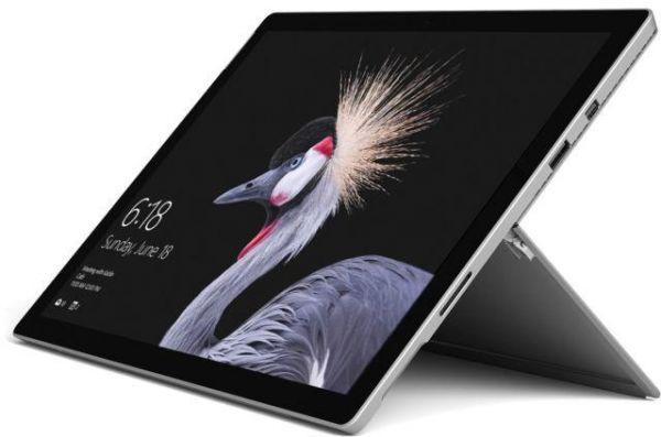 Microsoft Surface Pro 5 (2017 version)
